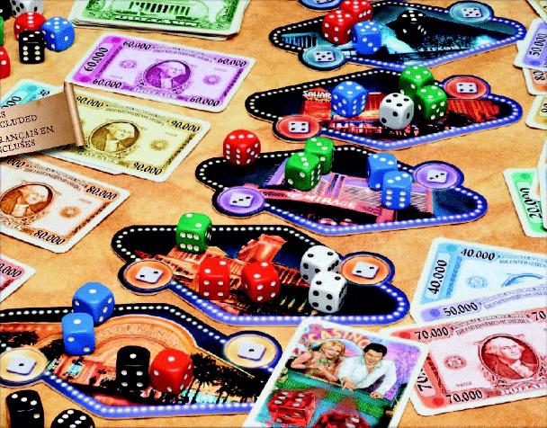 Würfelspiel Las Vegas